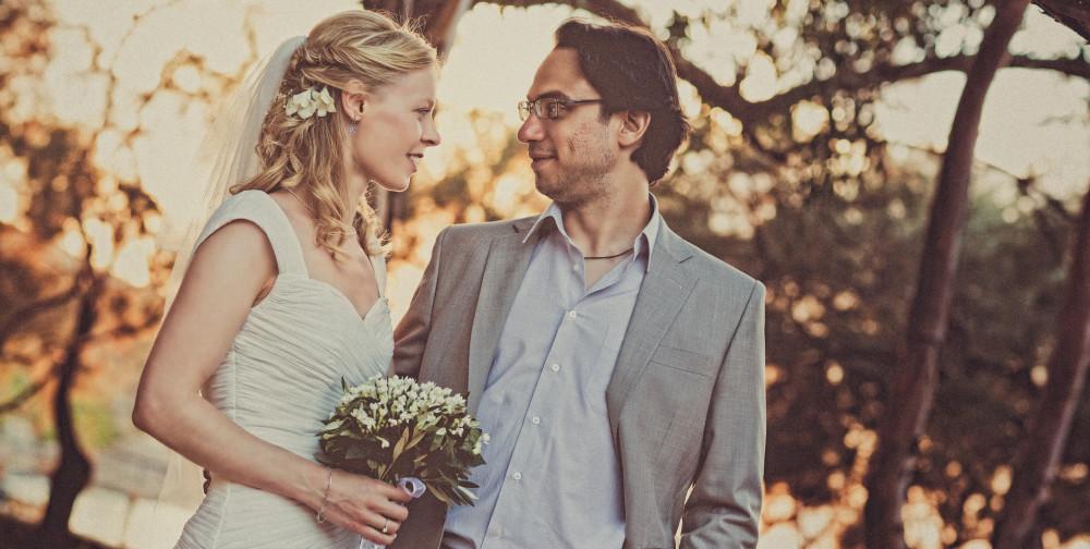 Emma & Harri   Wedding @Kea-Tzia Island