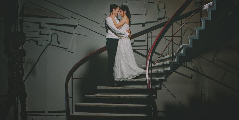 Eleni & Matthias | A Wedding @Lycabettus Hill, Attica