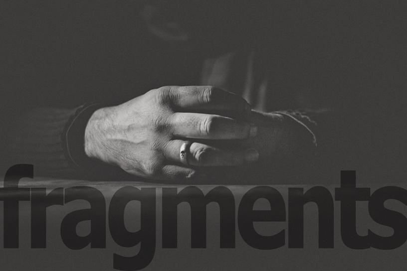 "FRAGMENTS | ""Πρωτες Μνημες"" Menelaos Manolis"