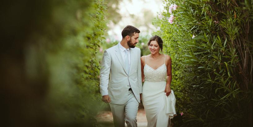 Melissa & Alex | Wedding in the Athenian Riviera