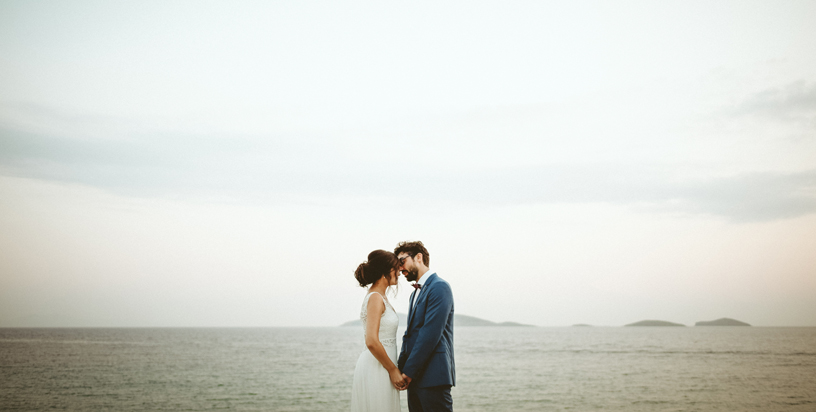 Maria & Thanos | Wedding in Andros island, Greece