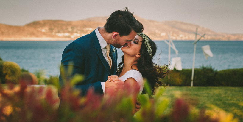 Vasso & Warwick | Wedding @Island Athens Riviera