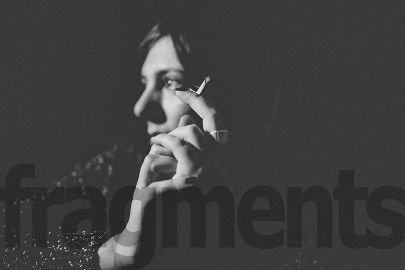 "FRAGMENTS | ""Θα σου πω μια αραθυμια""  Anna Kochila"