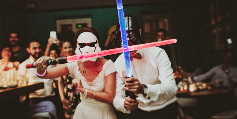 Chara & Nikos | Wedding at FOUAR Restaurant & Bar